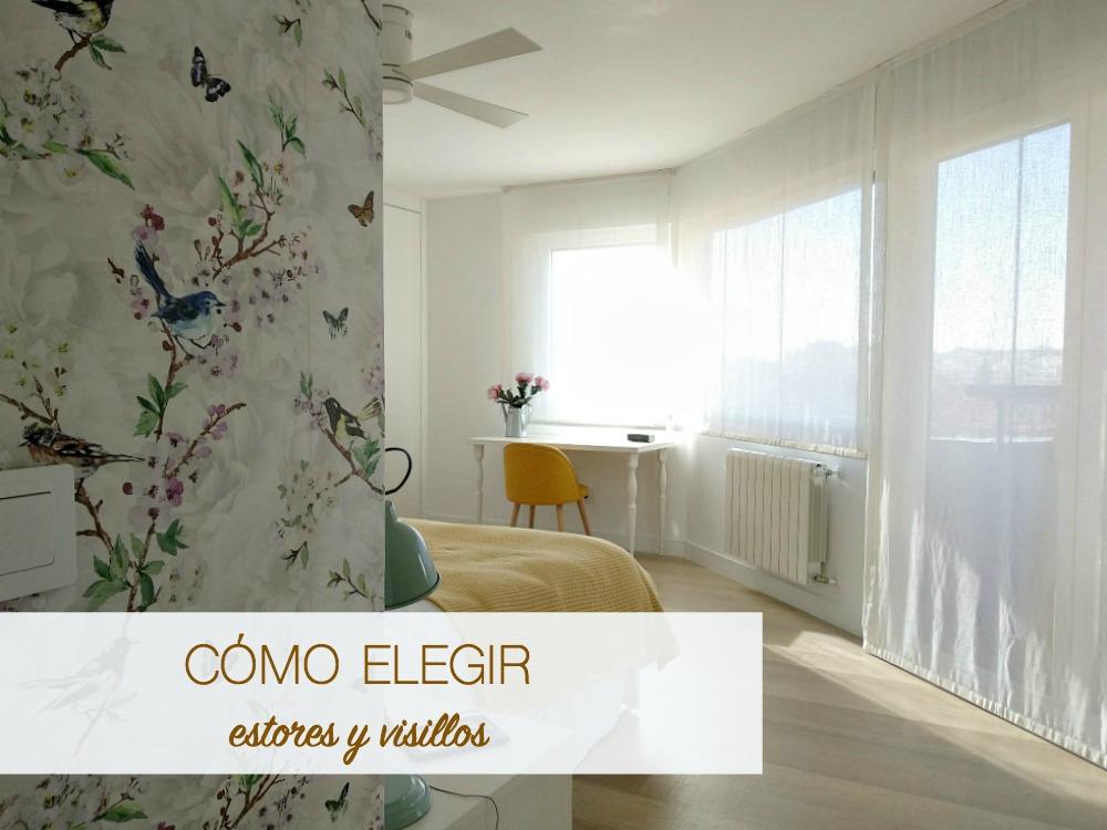 Visillos para ventanas pequeas good latest excellent - Como elegir cortinas ...
